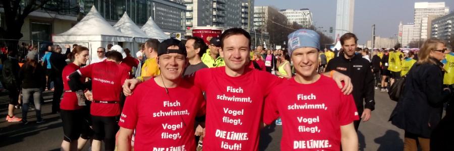 Gelungener Saisonauftakt beim Berliner Halbmarathon