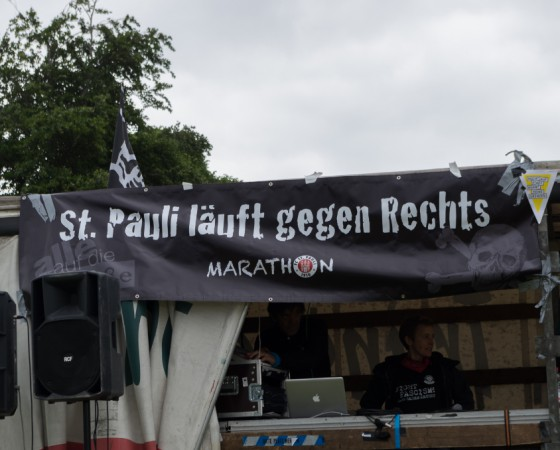 Rote Socken meets FC St. Pauli