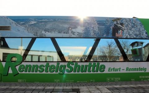 In den Thüringer Bergen, bei den Greiner-Müllers, Geißlers & Ungers