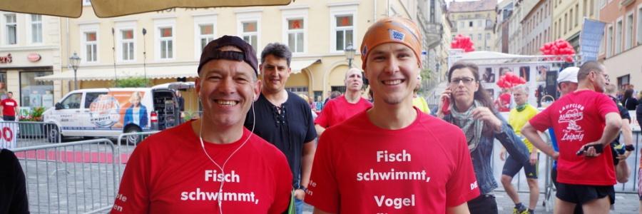 Eine Liebeserklärung an den Marathonlauf